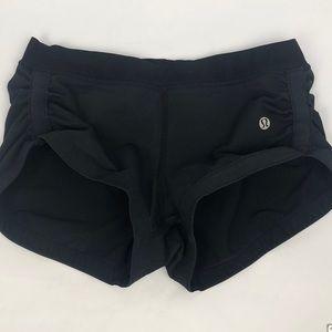 Lululemon dance shorts Size 4